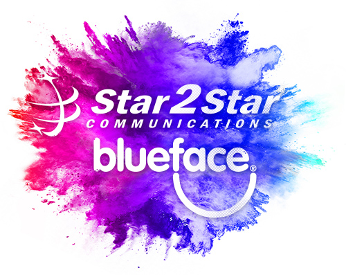 STAR2STAR COMMUNICATIONS AND BLUEFACE MERGE